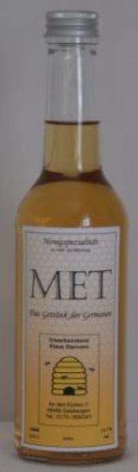 MET Honigwein 0,35 L