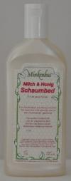 Milch & Honig Schaumbad
