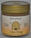 Honig mit Zimt 250 g